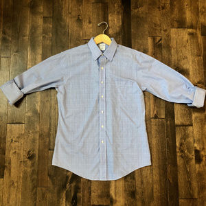 Brooks Brothers Shirt 15.5 Neck -32/33 Sleeves